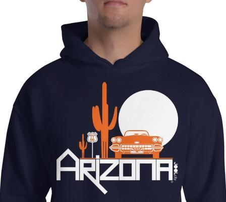 Arizona Desert Ride Hooded Sweatshirt