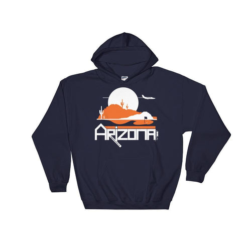 Arizona Tee High Hooded Men's Sweatshirt