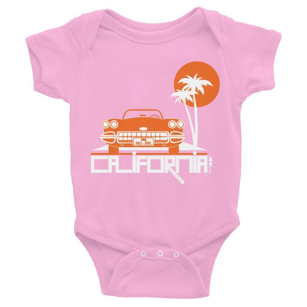 California  Cool Cruise  Baby Onesie