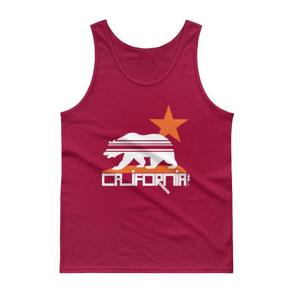 California Stars & Stripes Men's Tank top