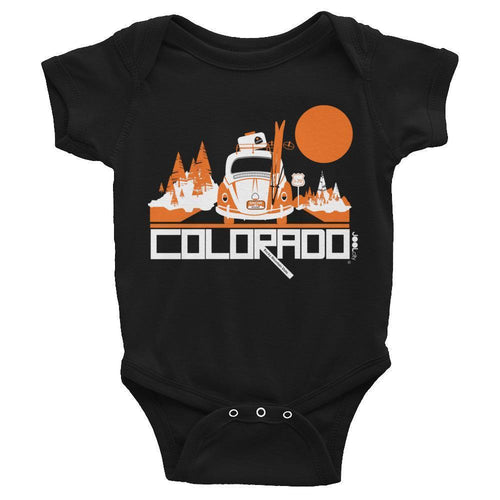 Colorado Ski Bug Baby Onesie