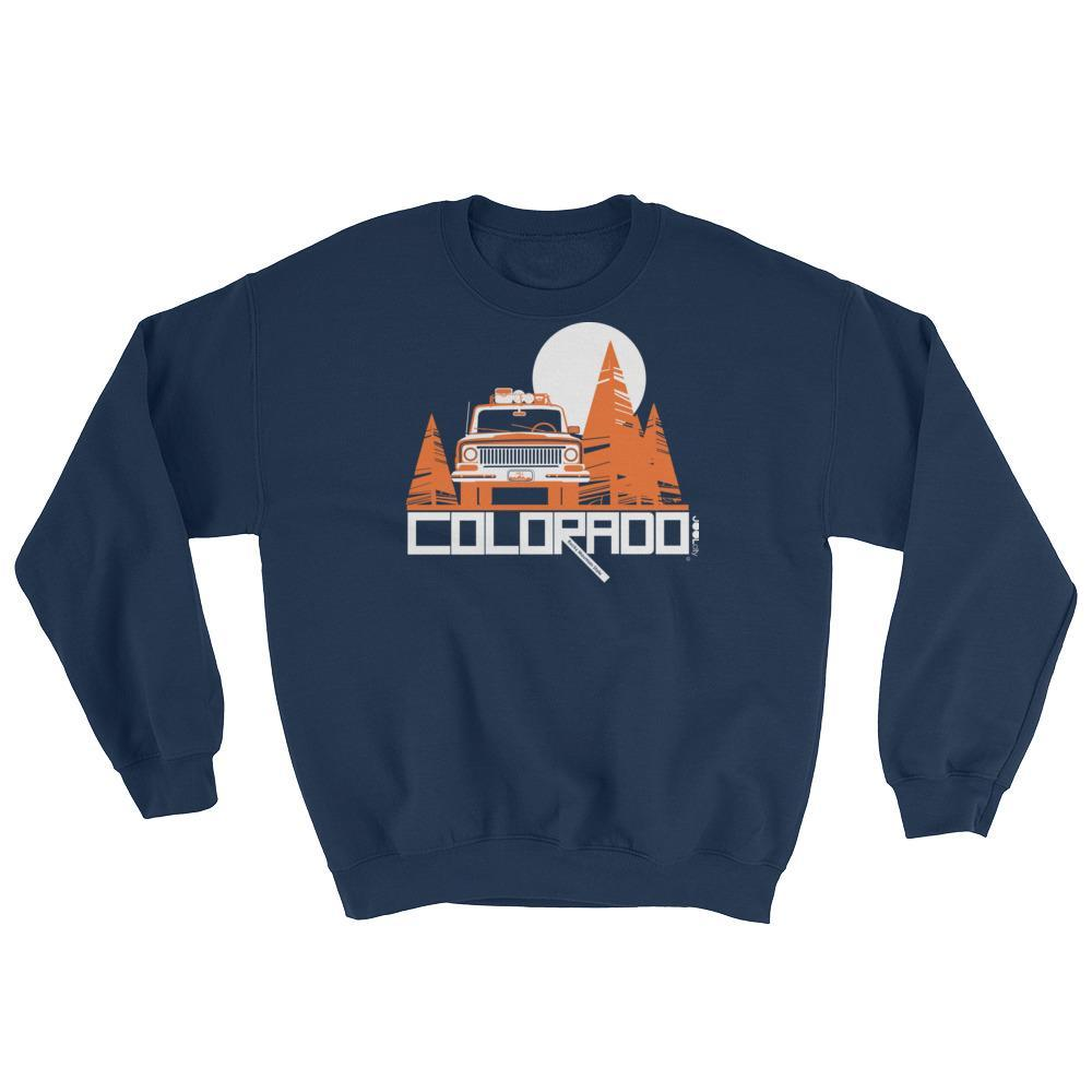 Colorado Wagon Wheel Sweatshirt