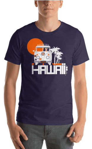 Hawaii  Aloha Cruise  Short-Sleeve Men's T-Shirt T-Shirt  designed by JOOLcity