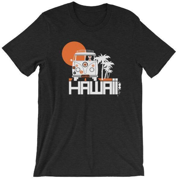 Hawaii  Aloha Cruise  Short-Sleeve Men's T-Shirt T-Shirt Black Heather / 2XL designed by JOOLcity