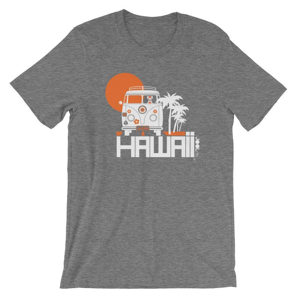 Hawaii  Aloha Cruise  Short-Sleeve Men's T-Shirt T-Shirt Deep Heather / 2XL designed by JOOLcity