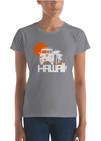 Hawaii  Aloha Cruise  Women's   Short Sleeve T-Shirt T-Shirt  designed by JOOLcity