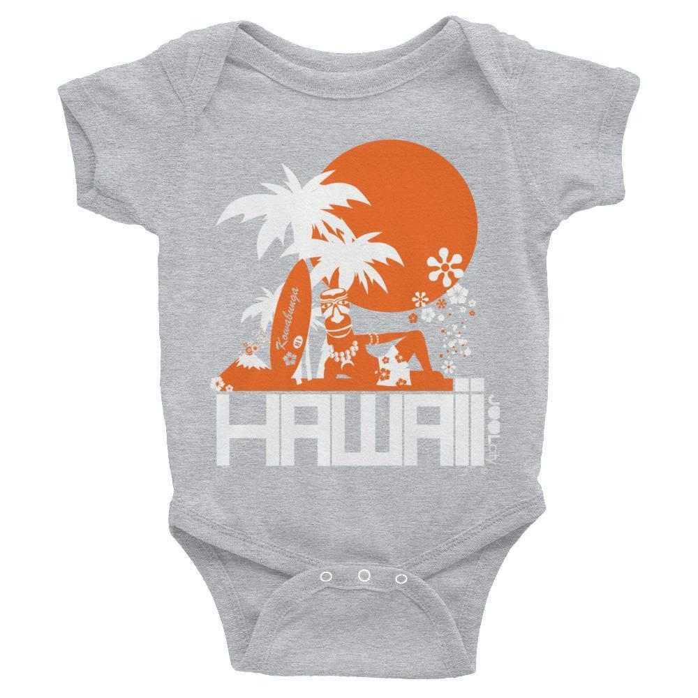 Hawaii  Apres Surf  Baby Onesie