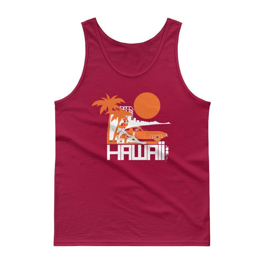 Hawaii Beach Bombshell Men's Tank Top