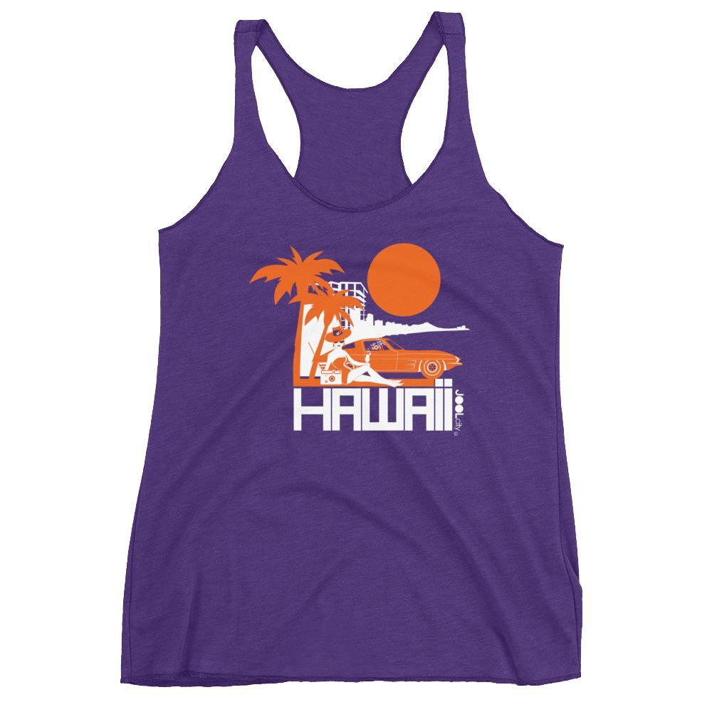 Hawaii Beach Bombshell Women's Tank Top