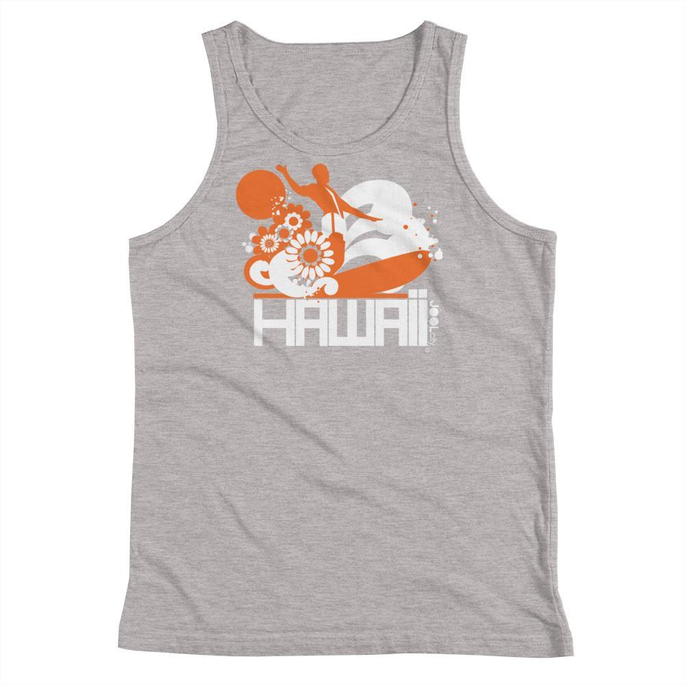 Hawaii Longboard Love Youth Tank Top