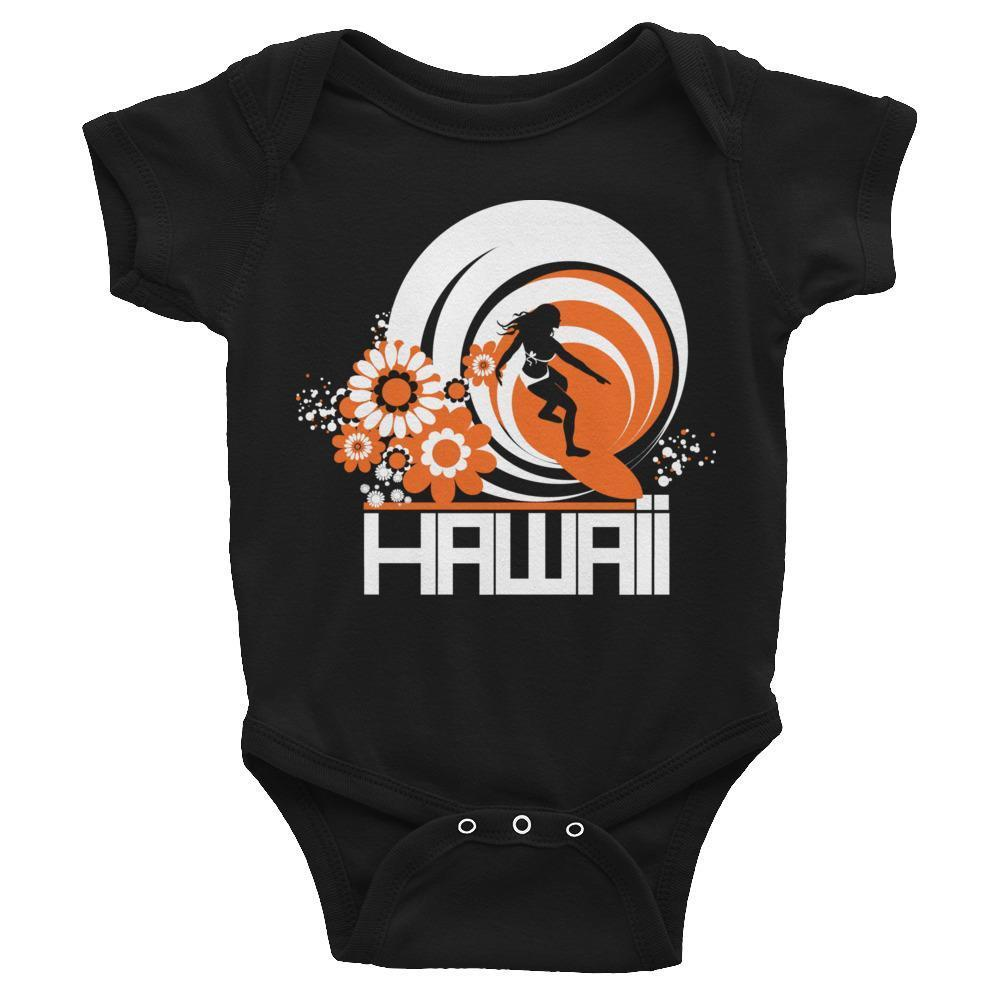 Hawaii Ripcurl Girl Baby Onesie