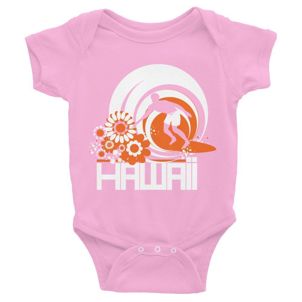 Hawaii  Ripcurl Kid Baby Onesie
