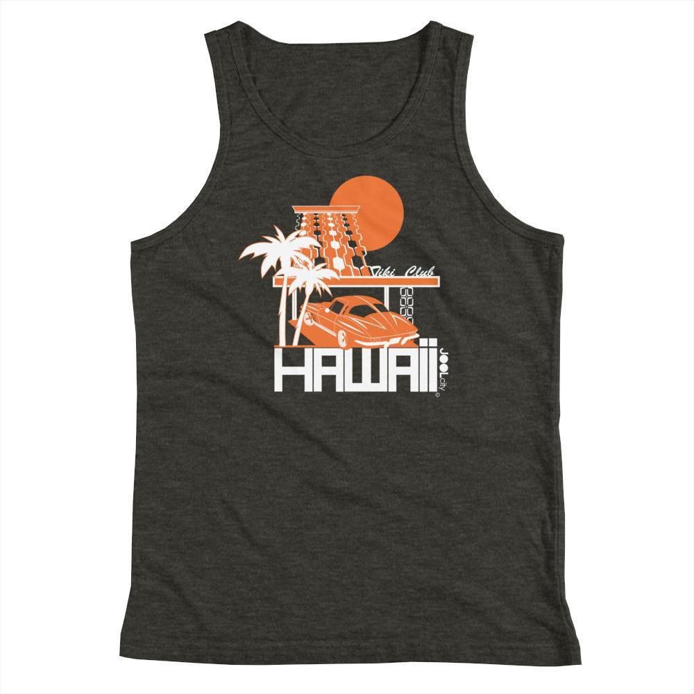 Hawaii Tiki Club Youth Tank Top