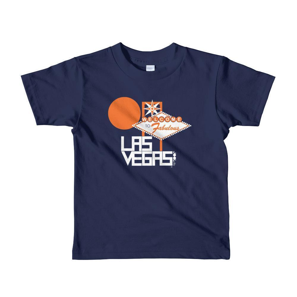 Las Vegas Fabulous Toddler Short-Sleeve T-shirt T-Shirt Navy / 6yrs designed by JOOLcity