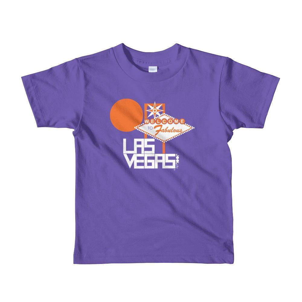 Las Vegas Fabulous Toddler Short-Sleeve T-shirt T-Shirt Purple / 6yrs designed by JOOLcity