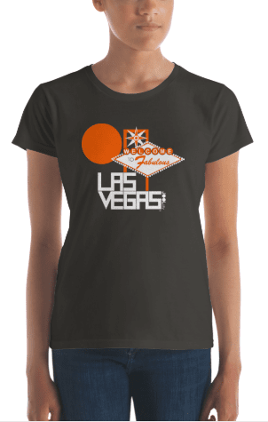 Las Vegas Fabulous Women's Short Sleeve T-shirt T-Shirt  designed by JOOLcity