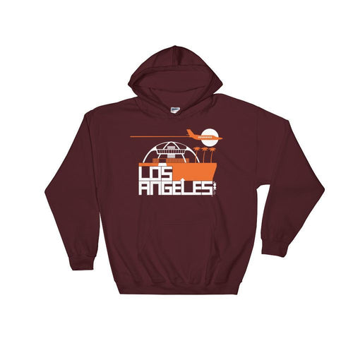Los Angeles Flight Time Hooded Sweatshirt