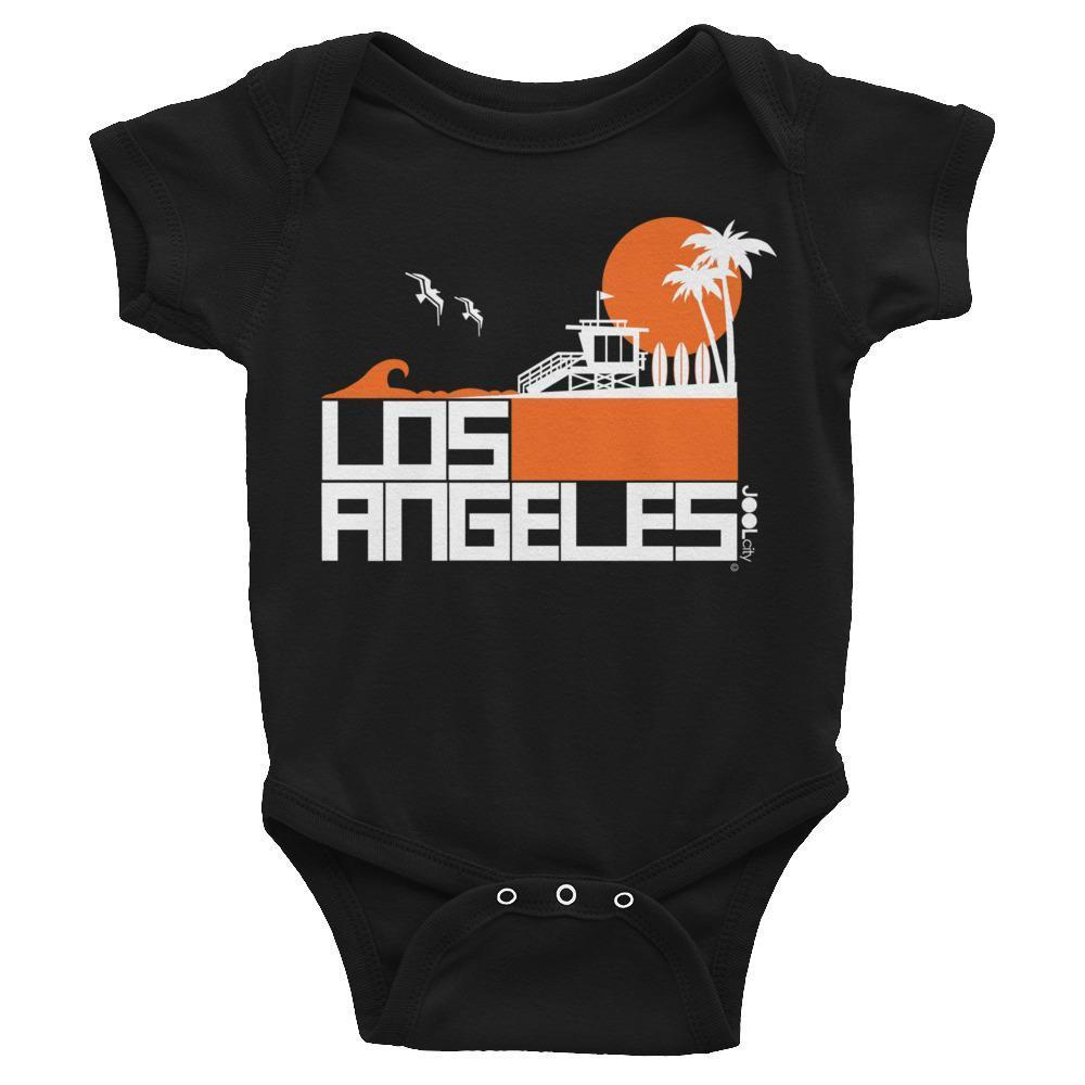 Los Angeles  Lifeguard Love  Baby Onesie
