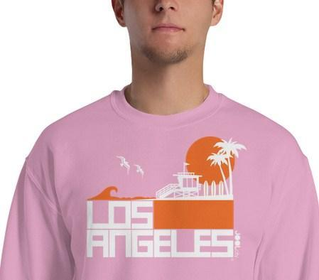 Los Angeles Lifeguard Love Sweatshirt