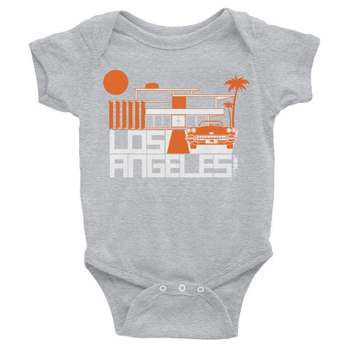 Los Angeles  ModHouse Ride  Baby Onesie