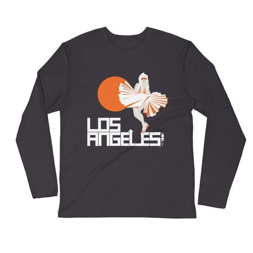Los Angeles My Girl Long Sleeve Men's T-Shirt T-Shirt 2XL designed by JOOLcity