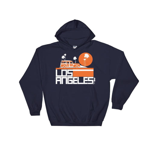 Los Angeles Woody Wagon Hooded Sweatshirt