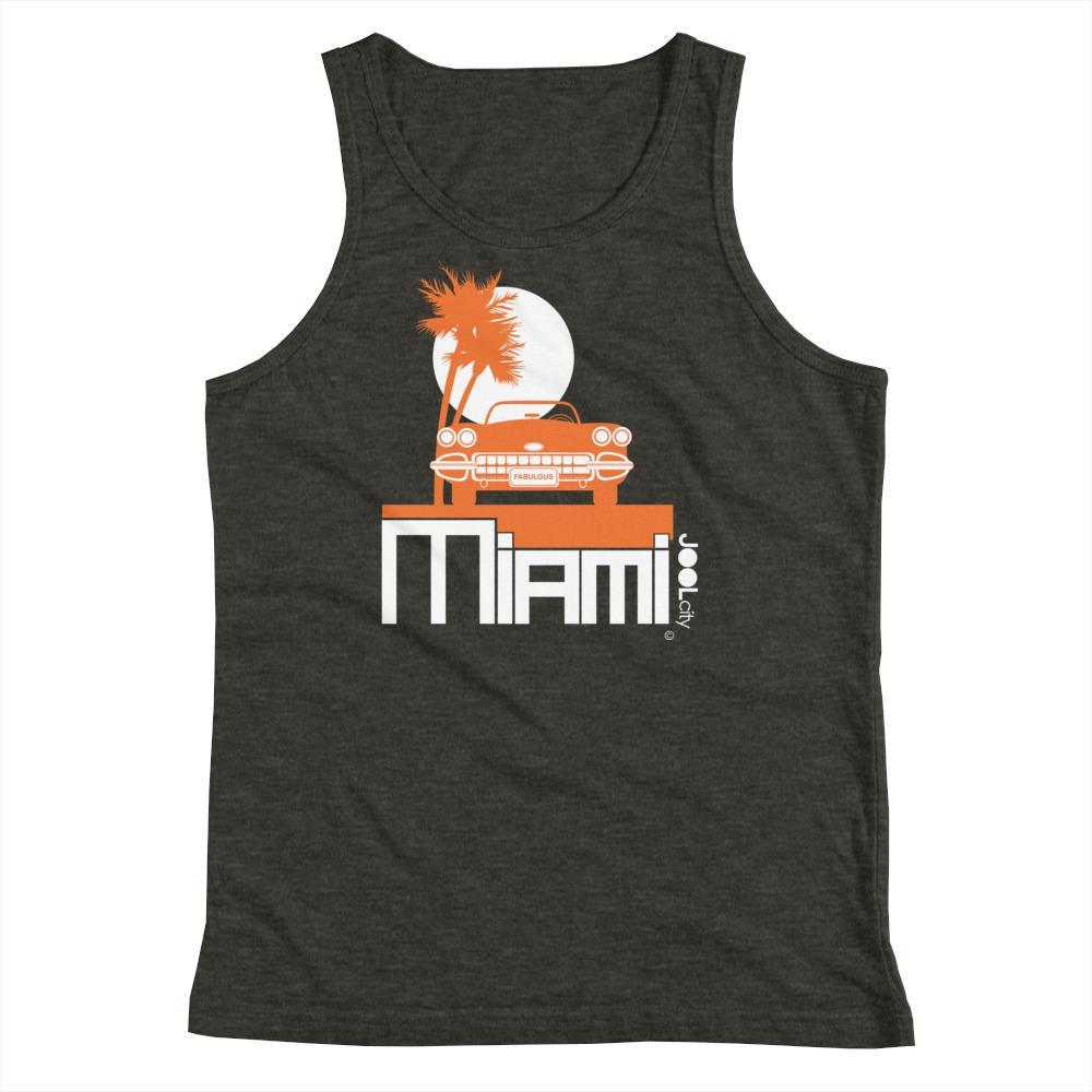 Miami Palm Cruise Youth Tank Top