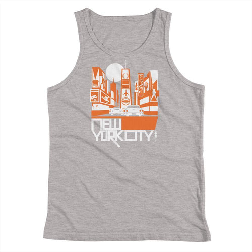 New York Broadway Nights Youth Tank Top