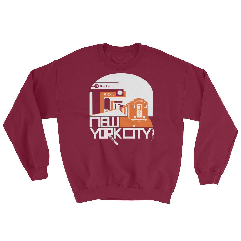 New York Brooklyn Bound Sweatshirt