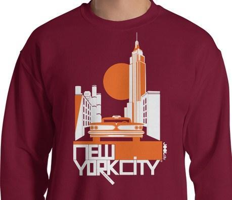 New York Empire Ride Unisex Sweatshirt
