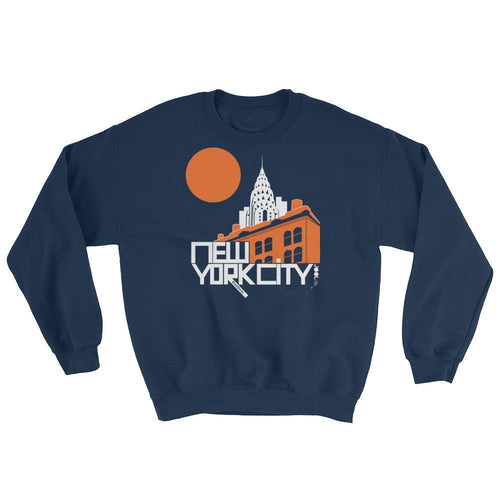 New York Gotham Deco Sweatshirt