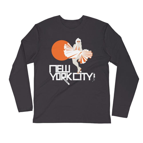 New York My Girl Long Sleeve Men's T-Shirt T-Shirt 2XL designed by JOOLcity