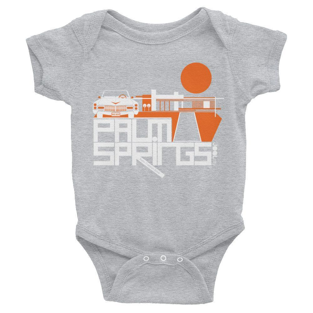 Palm Springs Big Caddy Daddy Baby Onesie