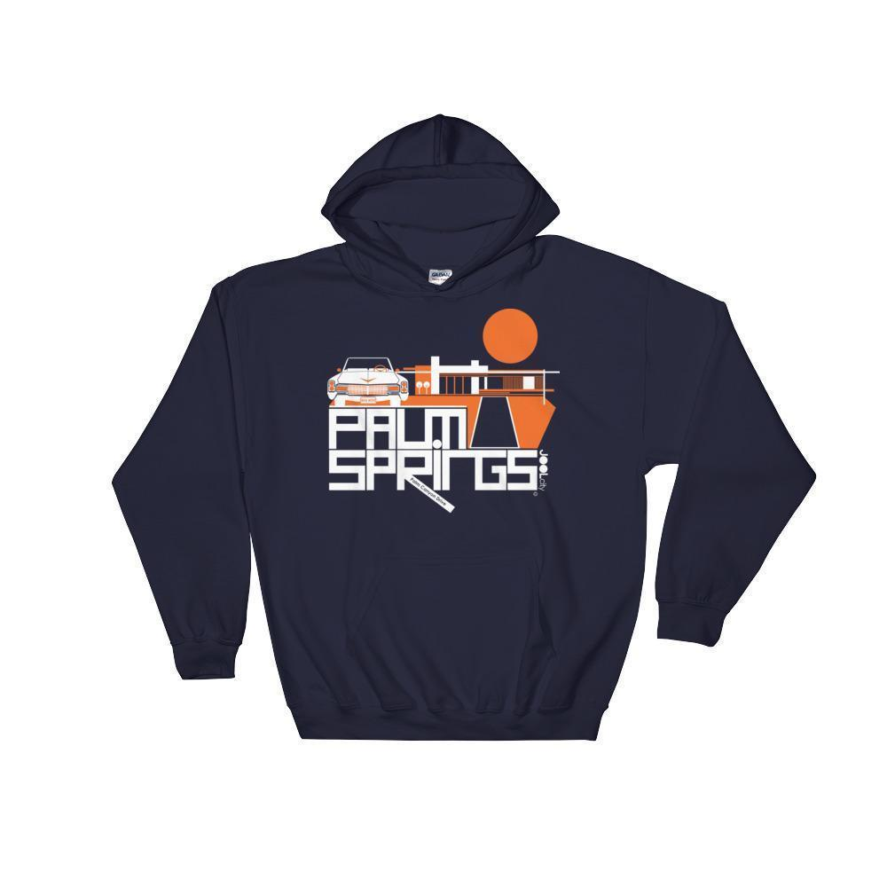 Palm Springs Big Caddy Daddy Hooded Sweatshirt