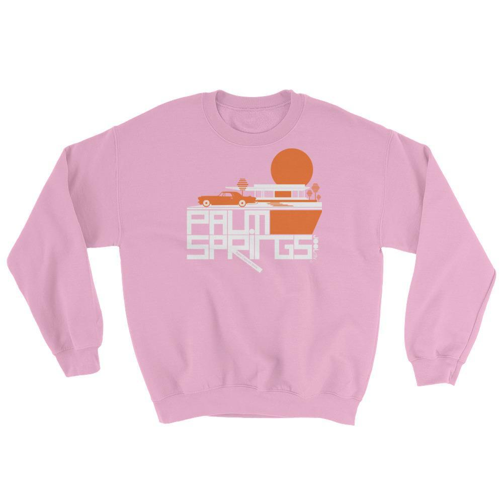 Palm Springs Cool Continental Sweatshirt