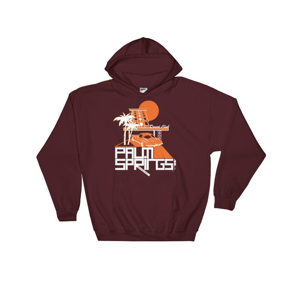 Palm Springs Desert Club Hooded Sweatshirt