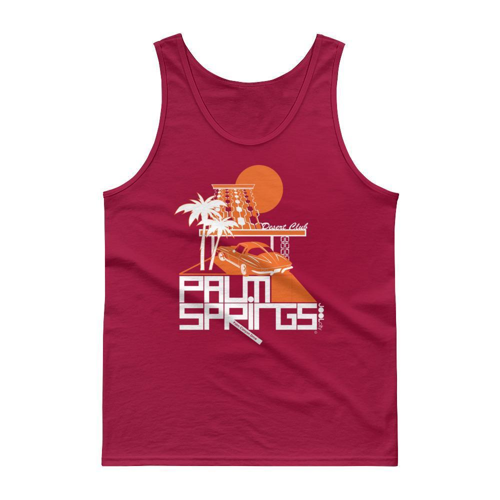 Palm Springs Desert Club Men's Tank Top
