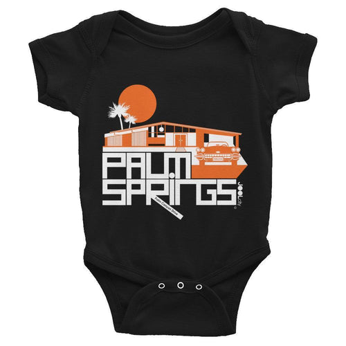 Palm Springs  Glam Ranch  Baby Onesie
