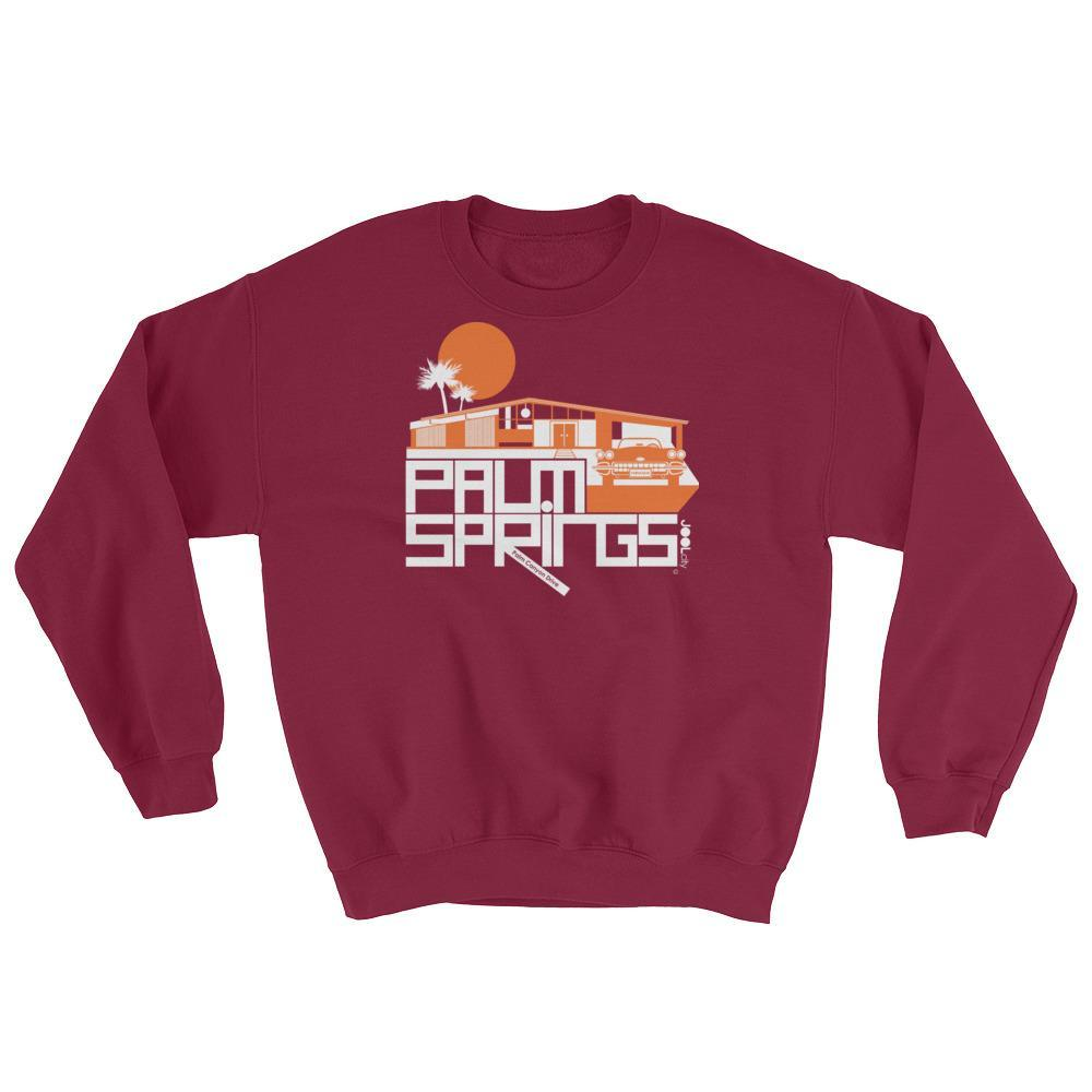Palm Springs Glam Ranch Sweatshirt