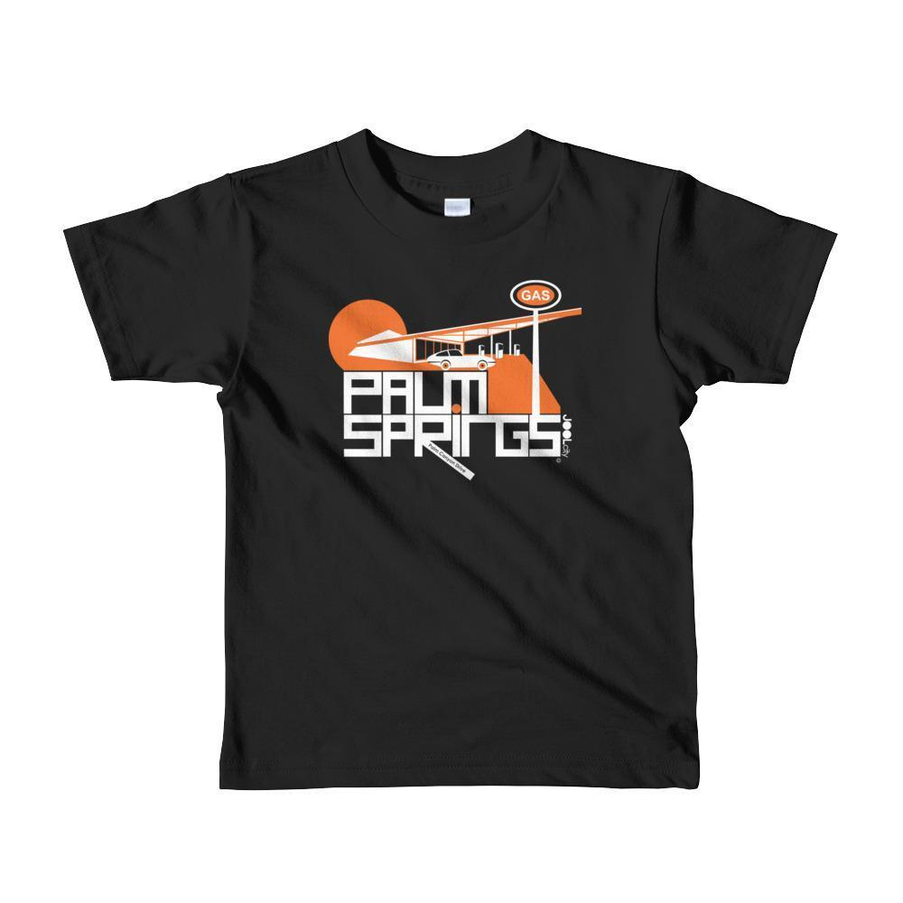 Palm Springs High Octane Toddler Short Sleeve T-shirt T-Shirt Black / 6yrs designed by JOOLcity