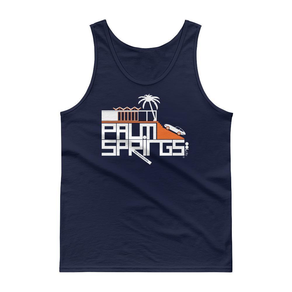 Palm Springs Hill House Men's Tank Top