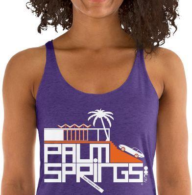 Palm Springs Hill House Women's Tank Top