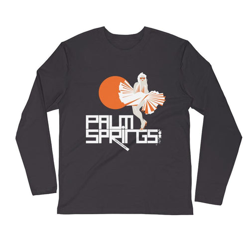 Palm Springs My Girl Long Sleeve Men's T-Shirt T-Shirt 2XL designed by JOOLcity