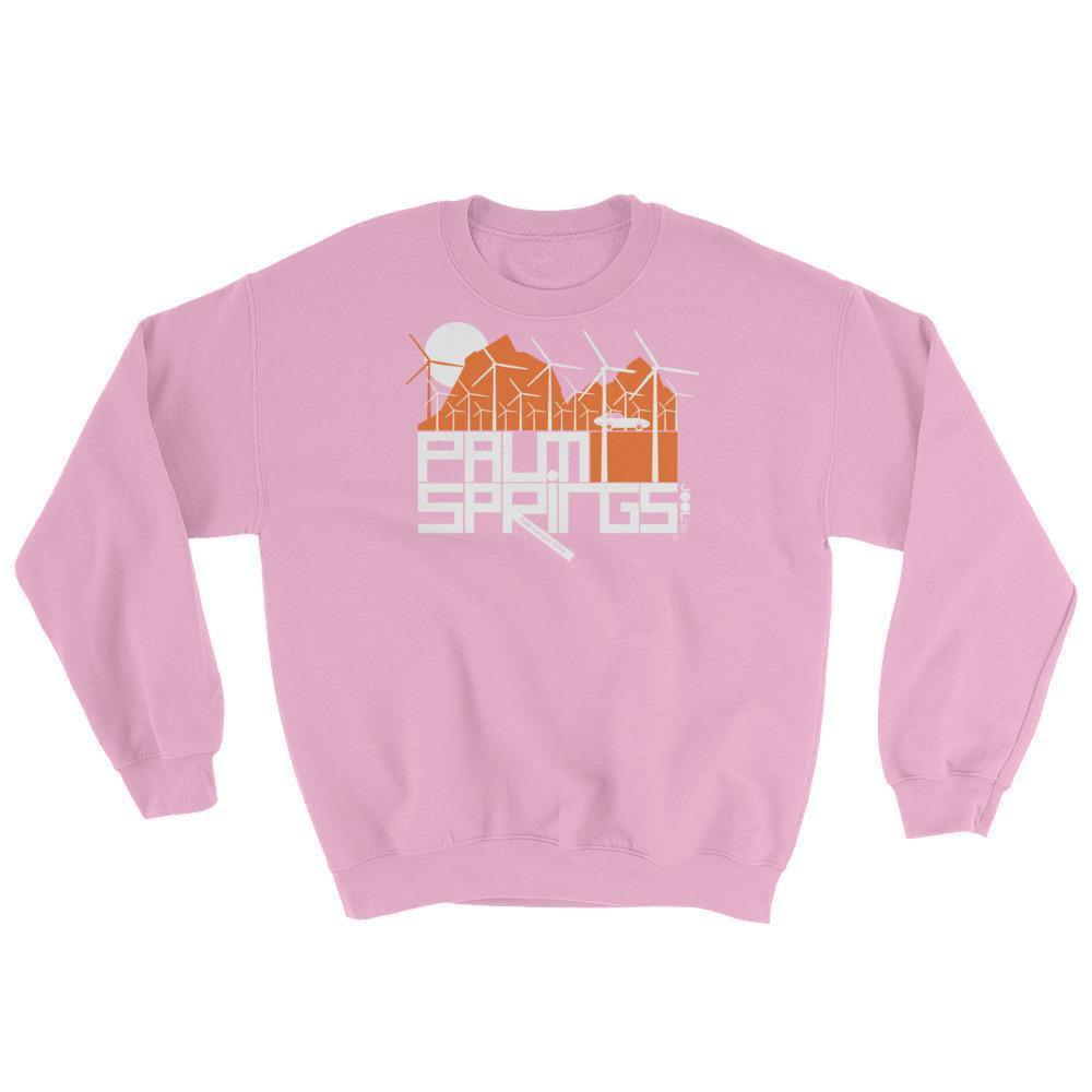 Palm Springs Wind Farm Sweatshirt