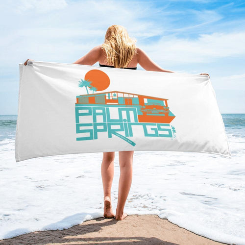 Palms Springs  Glam Ranch Beach Towel