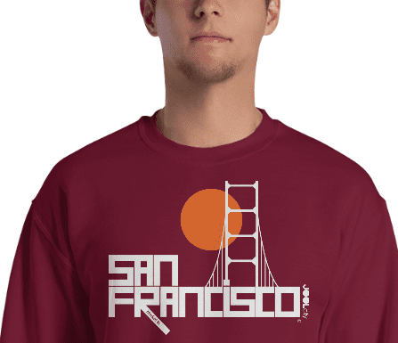 San Francisco Golden Gate Sweatshirt