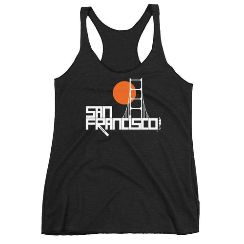 San Francisco Golden Gate Women's Tank Top