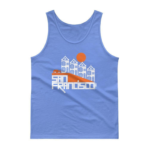 San Francisco Painted Men's Tank Top