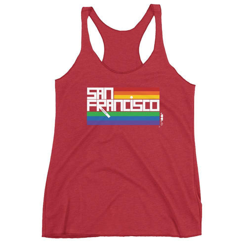 San Francisco PRIDE Women's Tank Top