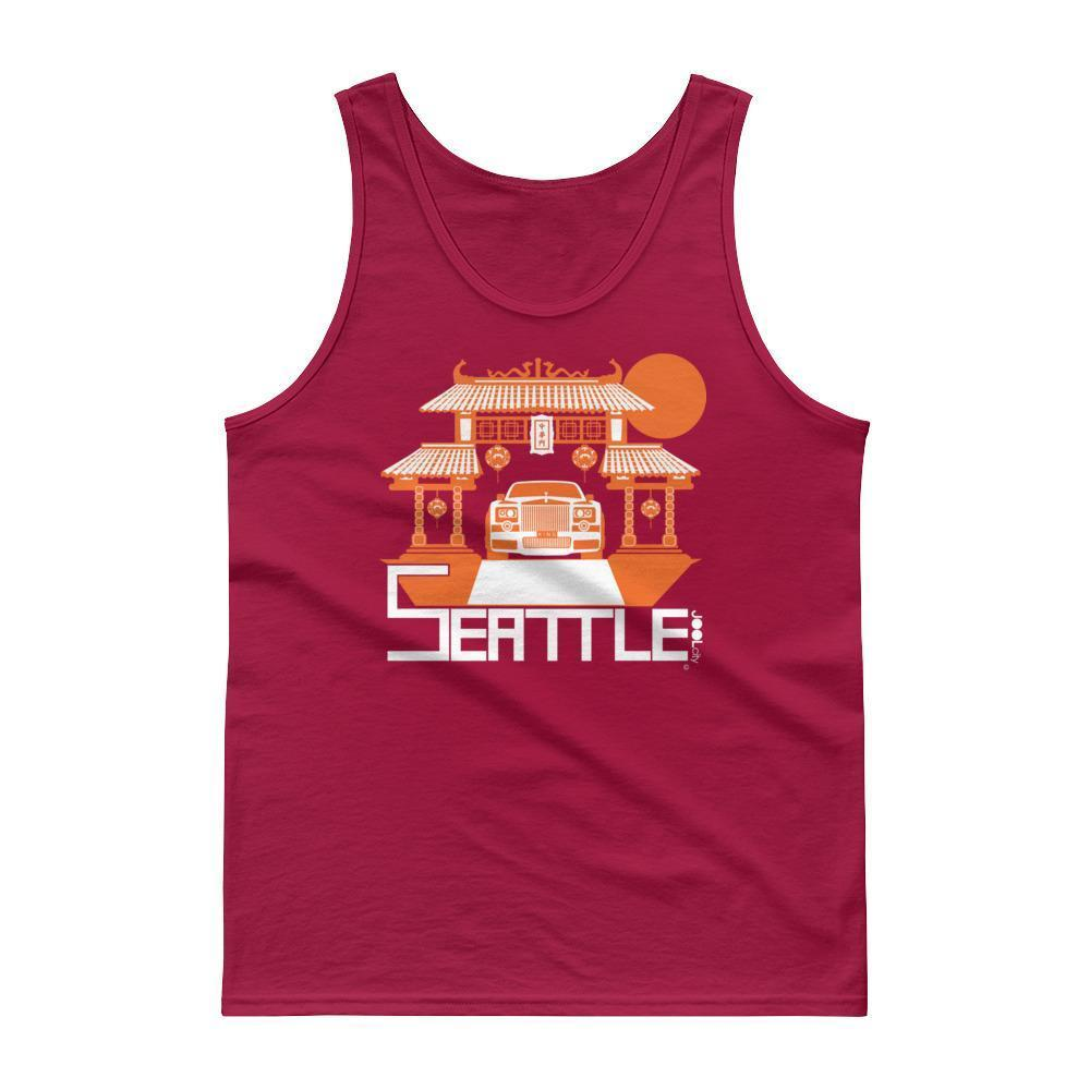 Seattle Chinatown Rolls Men's Tank Top